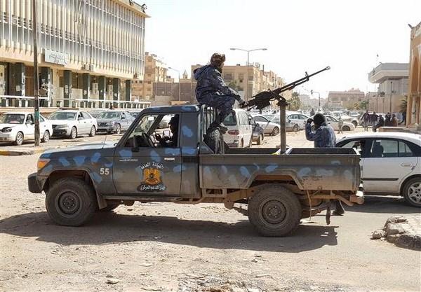 Libya tien hanh giai cuu 14 cong nhan Tunisia bi bat coc hinh anh 1
