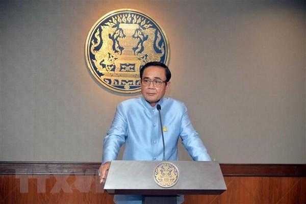 Thai Lan: Thu tuong Prayut la ung cu vien duoc ua thich nhat hinh anh 1
