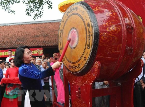 Khai hoi Kinh Duong Vuong tri an to tien co cong khai thien lap quoc hinh anh 1