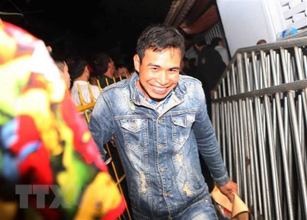 Nam Dinh: Khong con tinh trang ''tien trao, an phat'' tai den Tran hinh anh 1