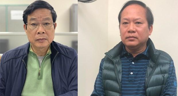 Khoi to, bat tam giam ong Nguyen Bac Son va ong Truong Minh Tuan hinh anh 1