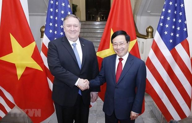 Tong thong Donald Trump: Ca the gioi cung chu y den Viet Nam hinh anh 1