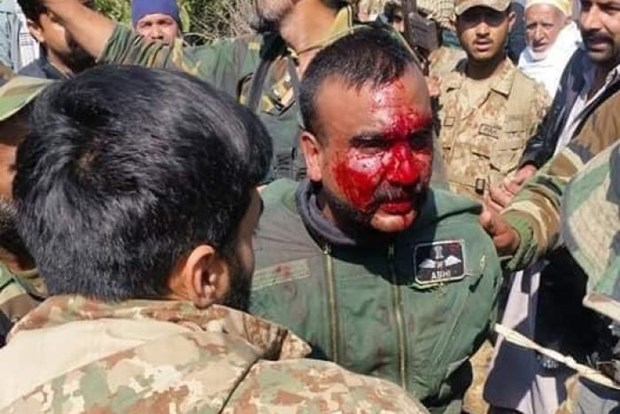 An Do keu goi Pakistan trao tra phi cong bi bat giu hinh anh 1