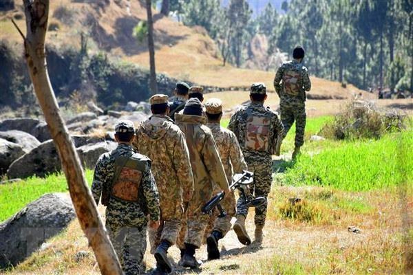 Pakistan tang cuong binh sy toi bien gioi voi An Do hinh anh 1 7ba1554e7b2
