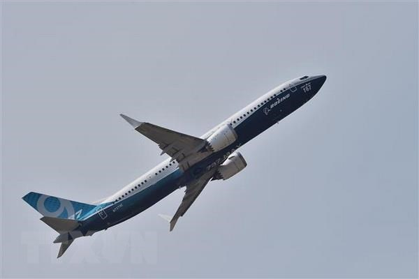Co phieu cua Boeing mat 10% trong tuan ''khung hoang'' hinh anh 1