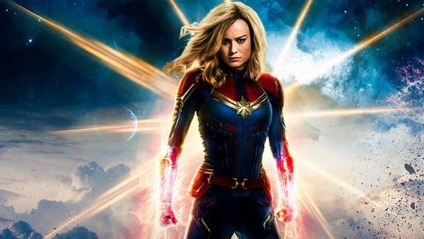 Captain Marvel van giu ngoi quan quan du doanh thu sut giam hinh anh 1