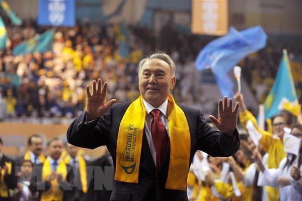 Kazakhstan doi ten thu do nham vinh danh cuu Tong thong Nursultan hinh anh 1