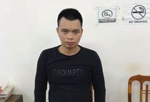Doi tuong dung sung cuop xe taxi o Tuyen Quang ra dau thu hinh anh 1