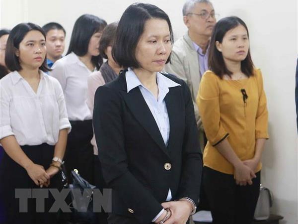Vu Vietsovpetro: Nguyen Chanh ke toan VSP bi de nghi muc an 8-9 nam tu hinh anh 2