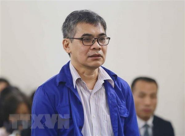 Vu Vietsovpetro: Nguyen Chanh ke toan VSP bi de nghi muc an 8-9 nam tu hinh anh 3