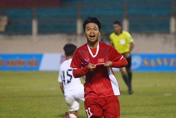 Giai U19 quoc te: Viet Nam danh bai Myanmar, Thai vuot qua Trung Quoc hinh anh 1