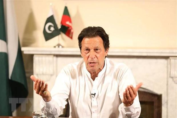 An Do va Pakistan trao doi thong diep hoa binh, keu goi doi thoai hinh anh 1