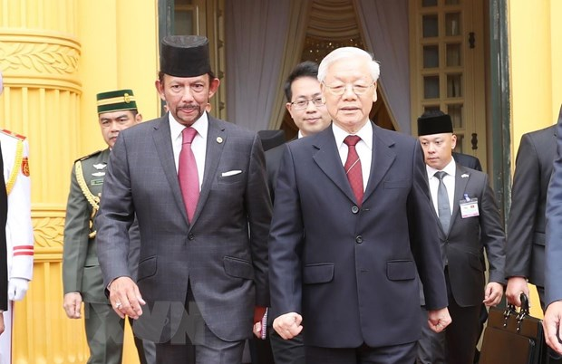 Tuyen bo chung ve thiet lap quan he Doi tac toan dien Viet Nam-Brunei hinh anh 2