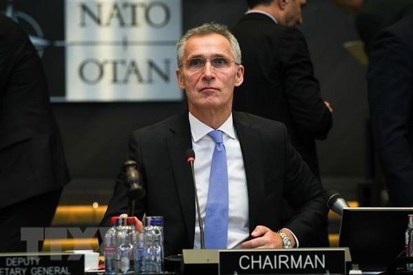 NATO gia han nhiem ky Tong Thu ky cua ong Stoltenberg hinh anh 1