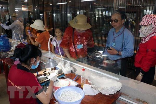Trai nghiem khong gian du lich tai Cho dem Phu Quoc hinh anh 1