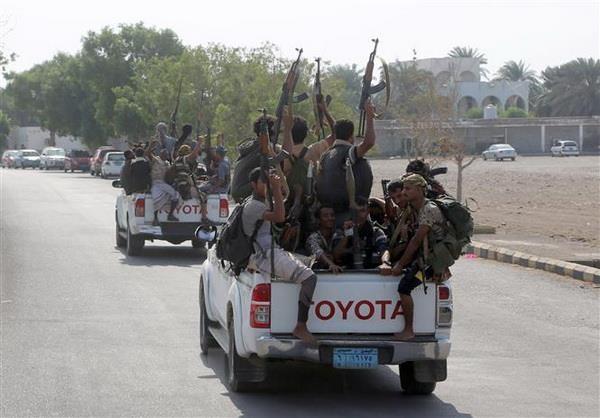 Yemen: Giao tranh tai dien tai thanh pho cang Hodeidah hinh anh 1