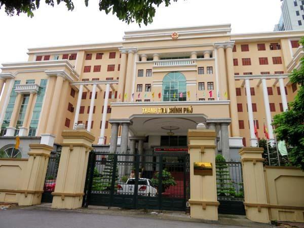 Tong Thanh tra CP: Cu can bo sap nghi huu di cong tac la chua phu hop hinh anh 1
