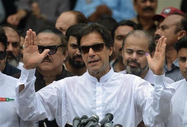 Thu tuong Pakistan Imran Khan sap tham chinh thuc Iran hinh anh 1