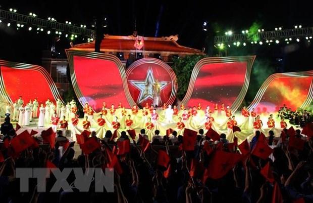 Cau truyen hinh nhan 50 nam thuc hien Di chuc cua Chu tich Ho Chi Minh hinh anh 1