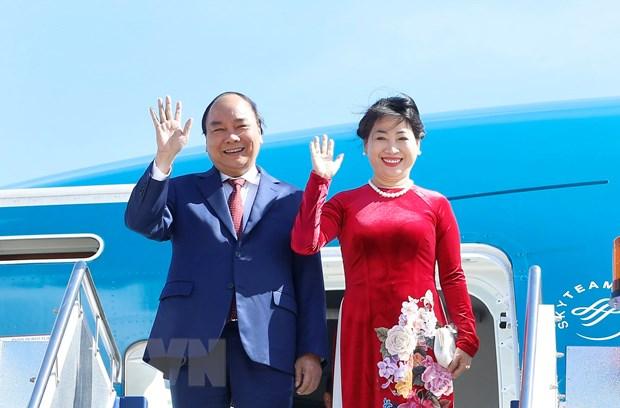Du luan tai Sec: Mong doi chuyen tham cua Thu tuong Viet Nam hinh anh 1