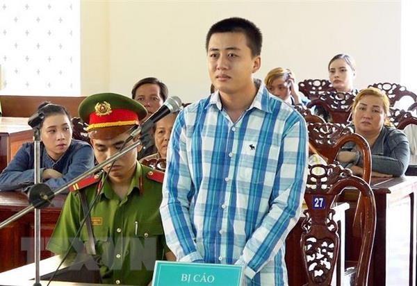 An Giang: Hung thu sat hai nu MC dam cuoi linh an tu hinh hinh anh 1