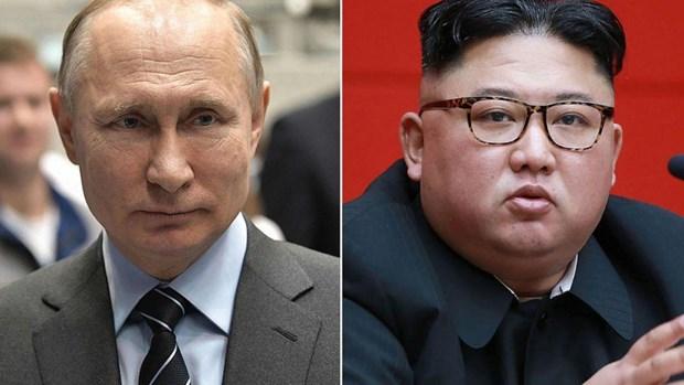Dien Kremlin thong bao noi dung cuoc gap thuong dinh Nga-Trieu hinh anh 1