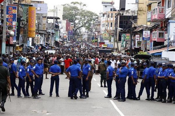 Thu pham cac vu danh bom o Sri Lanka bi anh huong boi IS hinh anh 1