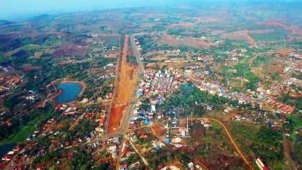 Campuchia nghien cuu xay dung san bay moi giap cac tinh cua Viet Nam hinh anh 1