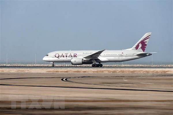 Syria mo cua khong phan cho hang hang khong Qatar Airways hinh anh 1