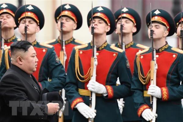 Hoi nghi thuong dinh Nga-Trieu: 300 nha bao tham gia dua tin hinh anh 1