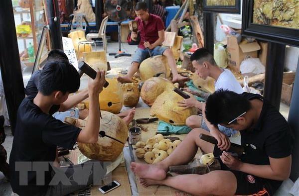 Hap dan va moi la Festival Nghe truyen thong Hue nam 2019 hinh anh 3