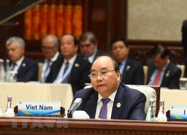 Tang cuong vai tro cua Viet Nam trong ket noi kinh te toan cau hinh anh 2