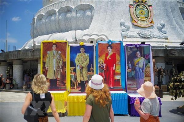 Thai Lan hoan tat cong tac chuan bi cho Le Dang quang cua vua Rama X hinh anh 1