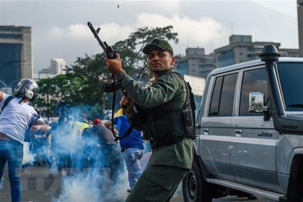 Phong trao Khong lien ket keu goi ton trong chu quyen cua Venezuela hinh anh 1