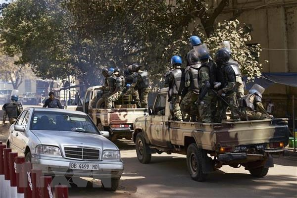 Mali: Cac ben ky thoa thuan mo duong thanh lap chinh phu moi hinh anh 1