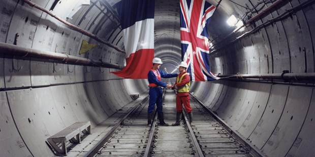 Nhung dieu ban co the chua biet ve sieu du an Channel Tunnel hinh anh 1