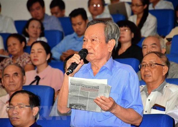 Cu tri TP.HCM: Trung uong can phong chong tham nhung quyet liet hon hinh anh 1