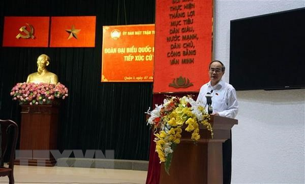 Cu tri TP.HCM: Trung uong can phong chong tham nhung quyet liet hon hinh anh 2