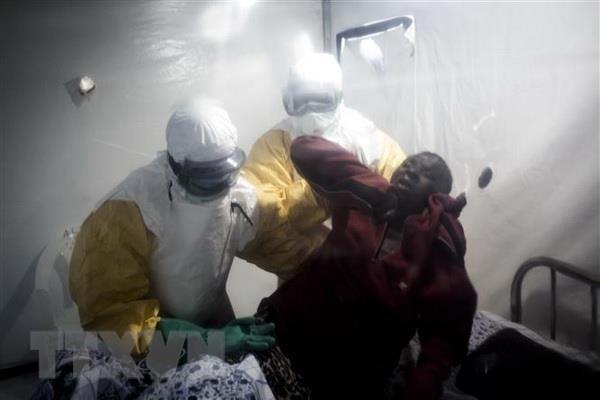 WHO keu goi tiem vacxin phong Ebola tren dien rong tai CHDC Congo hinh anh 1