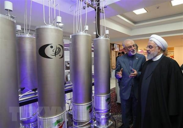 Phan ung quoc te ve quyet dinh cua Iran lien quan den JCPOA hinh anh 1