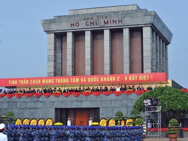 Giu gin lau dai, bao ve tuyet doi an toan thi hai Chu tich Ho Chi Minh hinh anh 1