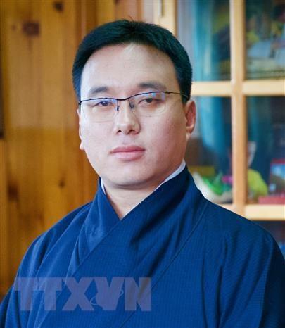 Chu tich Thuong vien Bhutan bat dau tham chinh thuc Viet Nam hinh anh 1