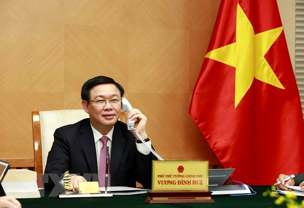 Viet Nam coi trong quan he Doi tac toan dien voi Hoa Ky hinh anh 1