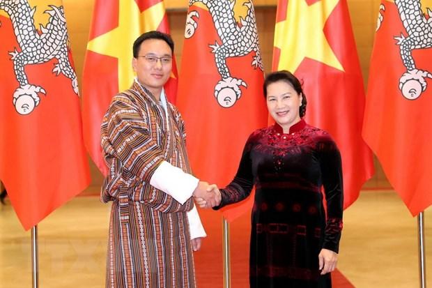 Tao dong luc thuc day quan he huu nghi Viet Nam-Bhutan hinh anh 1