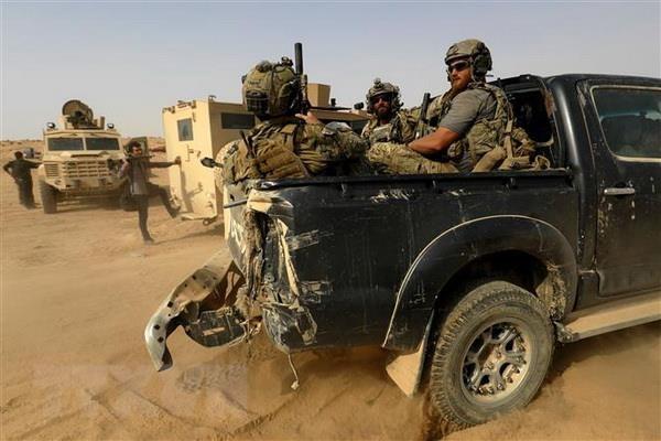Lien quan tai Iraq, Syria duoc dat trong tinh trang san sang chien dau hinh anh 1