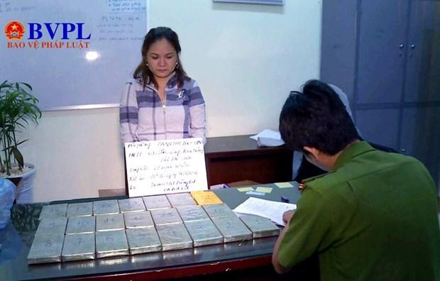 An chung than cho doi tuong van chuyen thue 22 banh heroin hinh anh 1