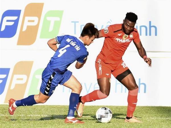 V-League 2019: Hoang Anh Gia Lai bi Becamex Binh Duong cam hoa hinh anh 1