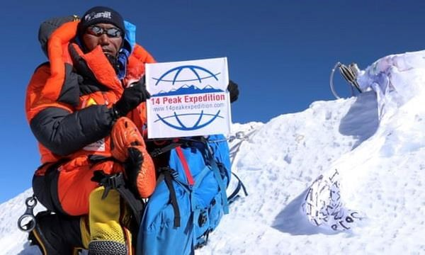 Nha leo nui nguoi Nepal lap ky luc 24 lan chinh phuc dinh Everest hinh anh 1