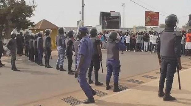 Guinea-Bissau te liet toan bo dich vu dan su va hanh chinh cong hinh anh 1