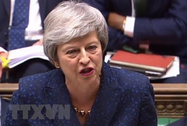 Thu tuong Anh Theresa May se tu chuc vao ngay 7/6 toi hinh anh 1